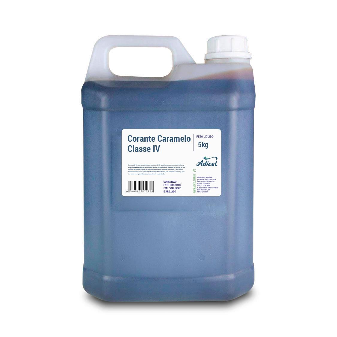Corante Caramelo Classe IV - 5 Kg