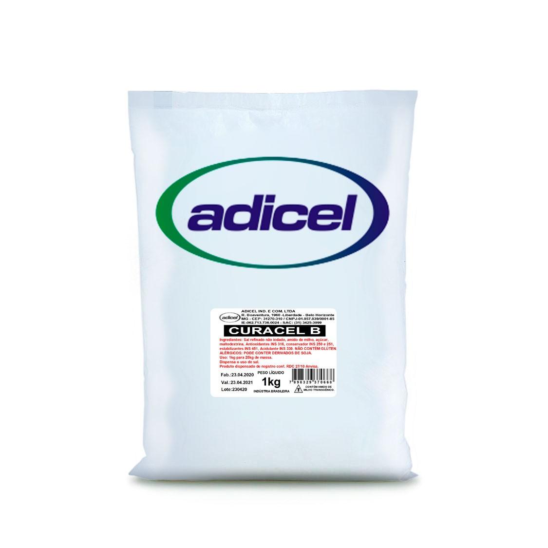 Curacel B (Cura Completa Para Linguiças) - 1 kg