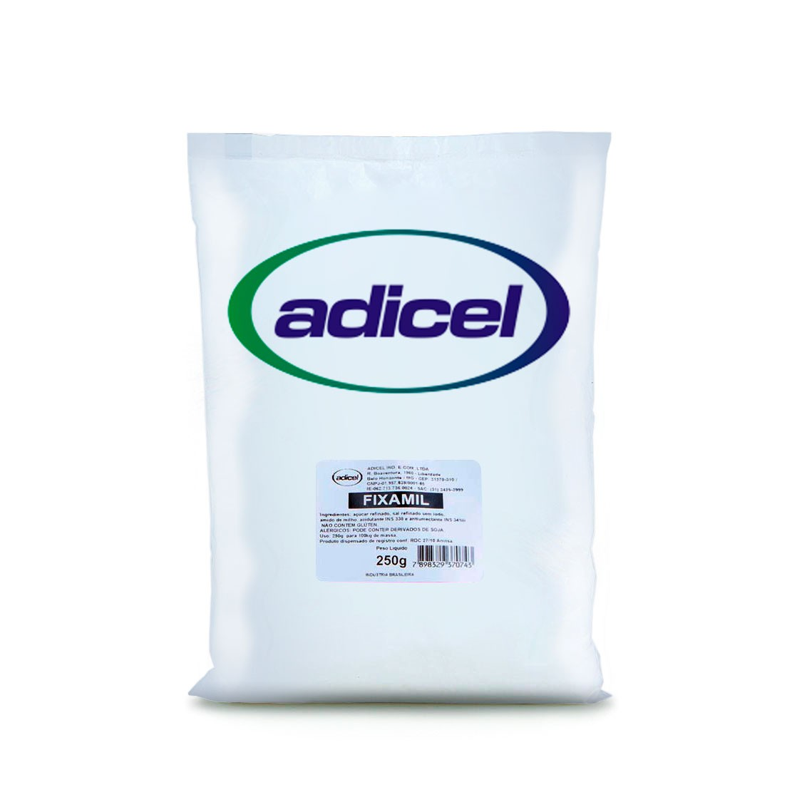 Fixamil Para Linguiças - 250 g