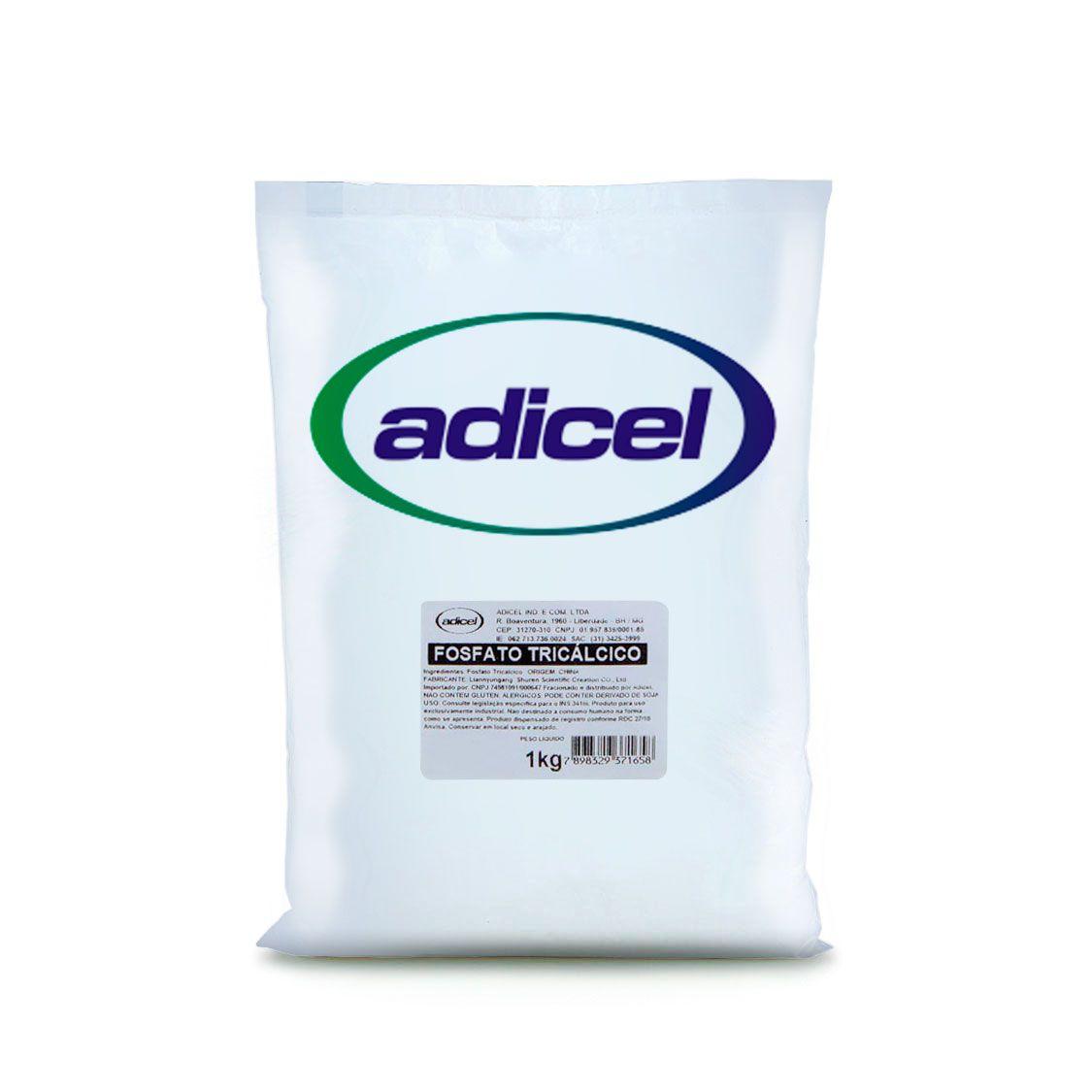 Fosfato Tricálcico - 1 Kg