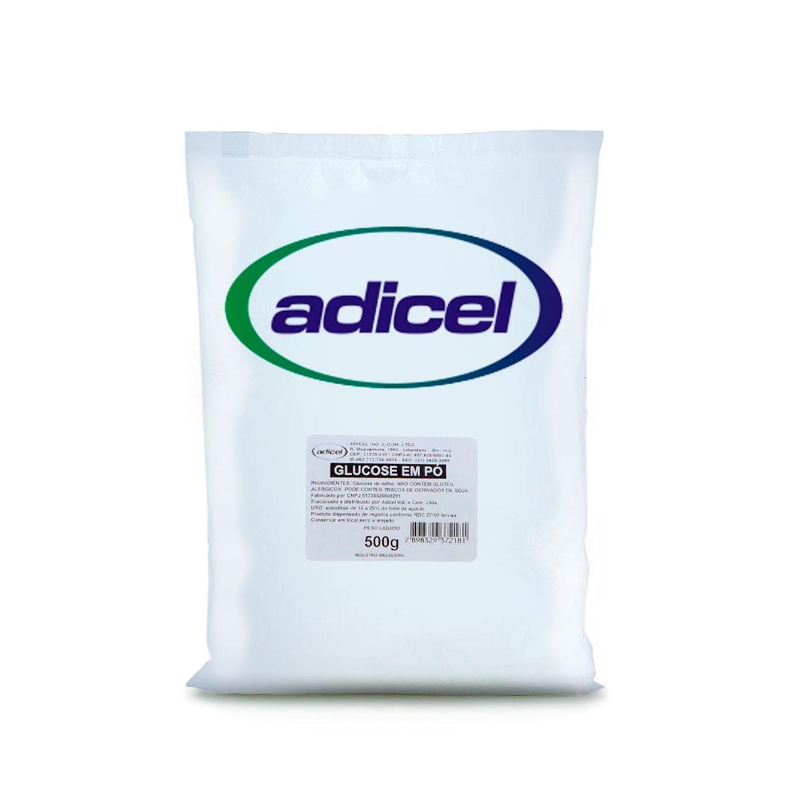 Glucose De Milho Em Pó - 500 g