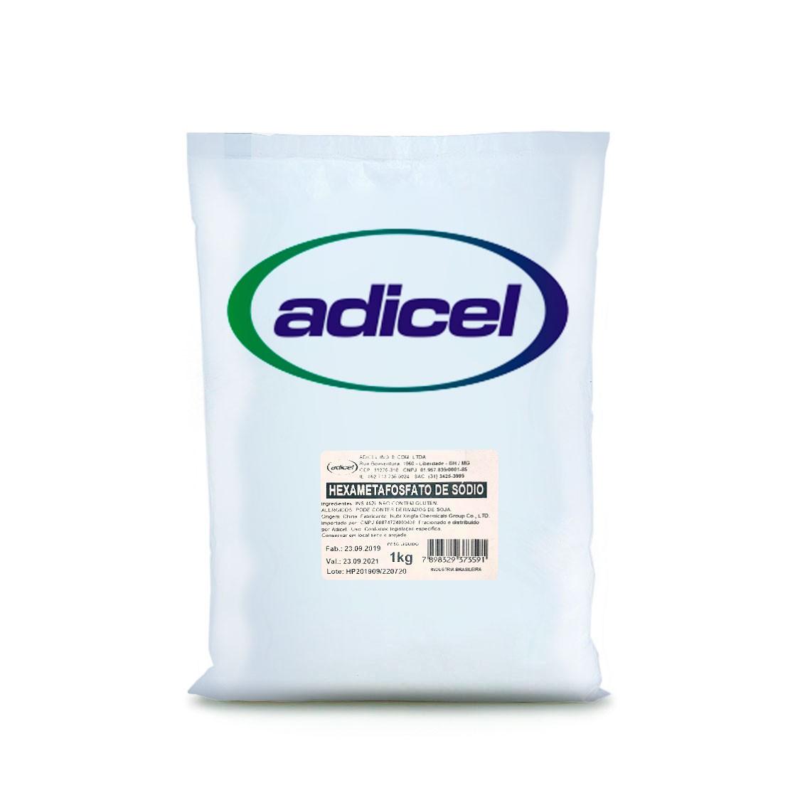 Hexametafosfato De Sódio - 1 kg