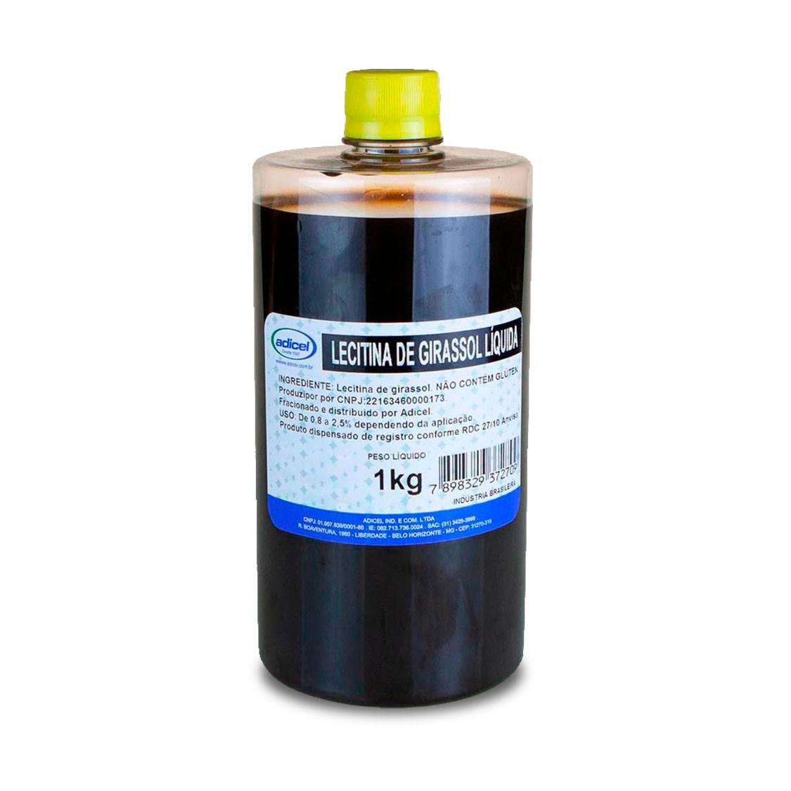 Lecitina De Girassol Líquida - 1 kg