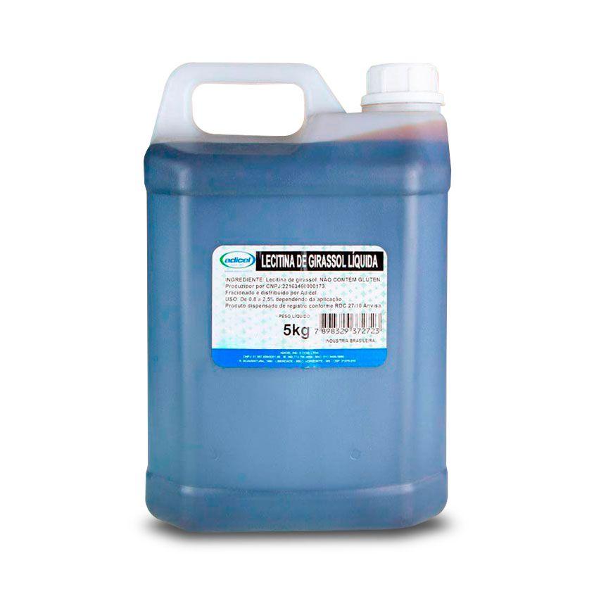 Lecitina De Girassol Liquida - 5 kg