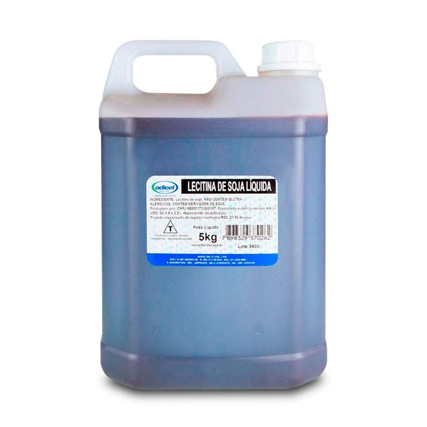Lecitina De Soja Líquida - 5 kg