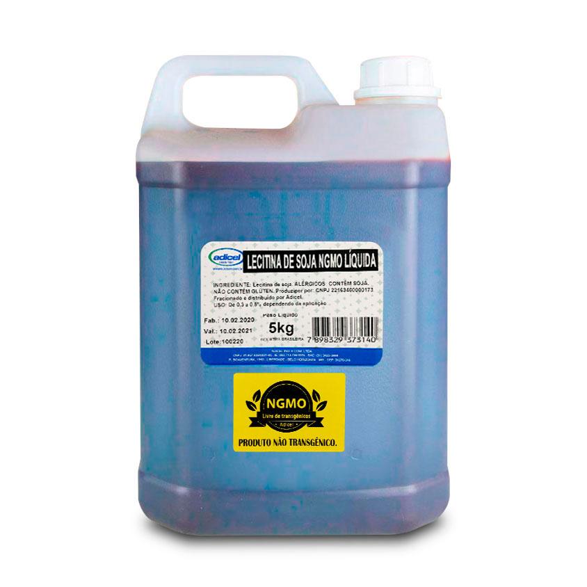 Lecitina De Soja Líquida Não Transgênica (NGMO) - 5kg