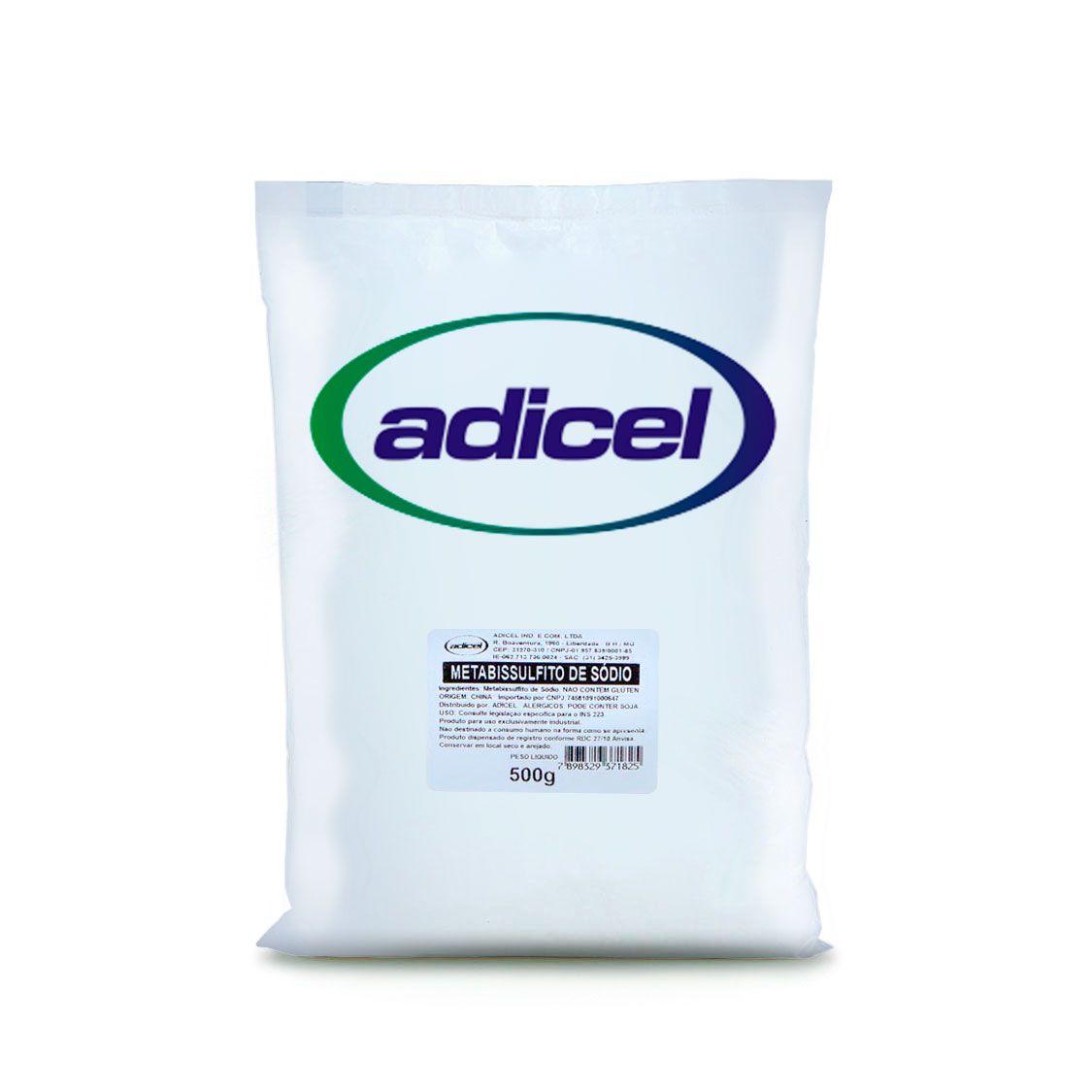 Metabissulfito De Sódio - 500 g