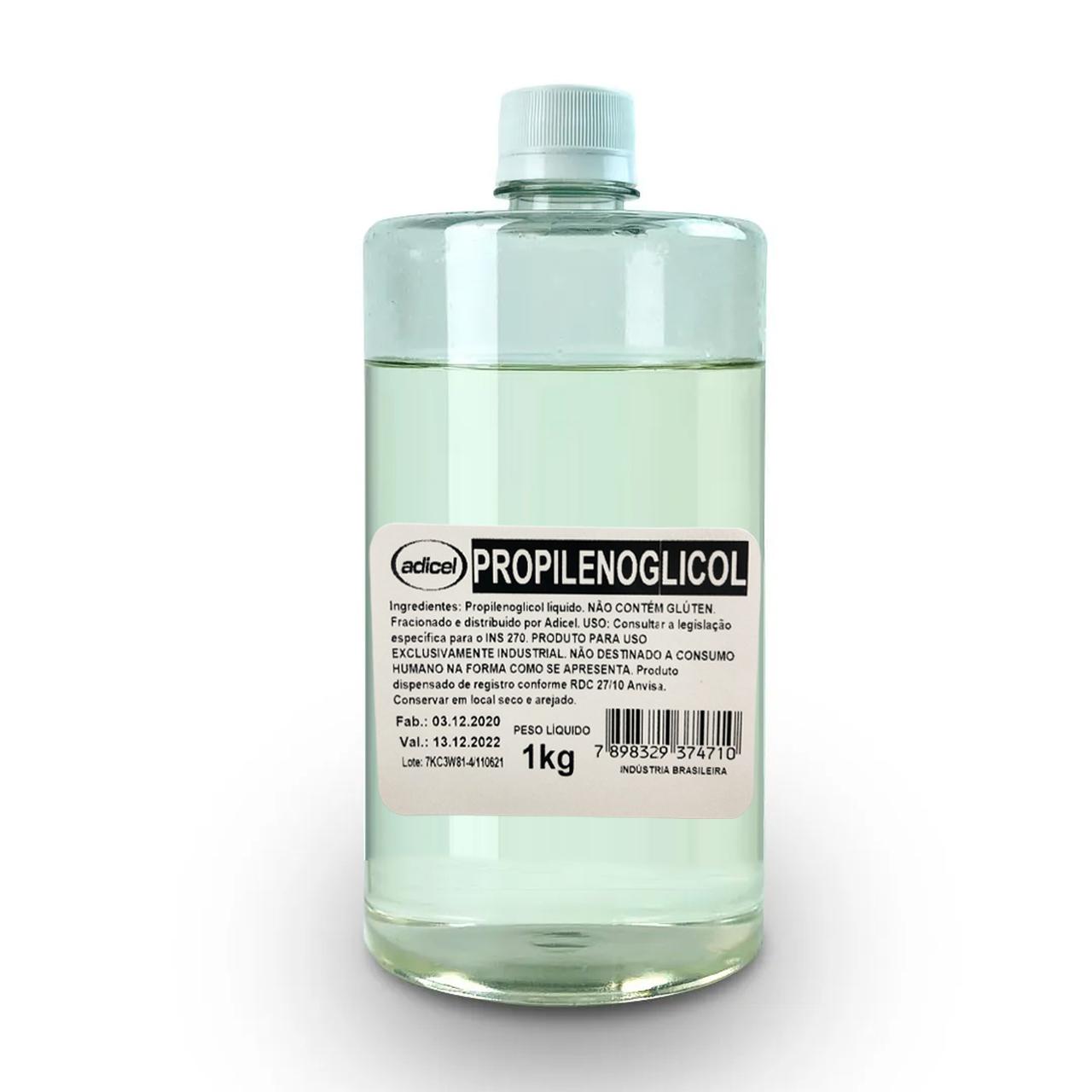Propilenoglicol - 1kg