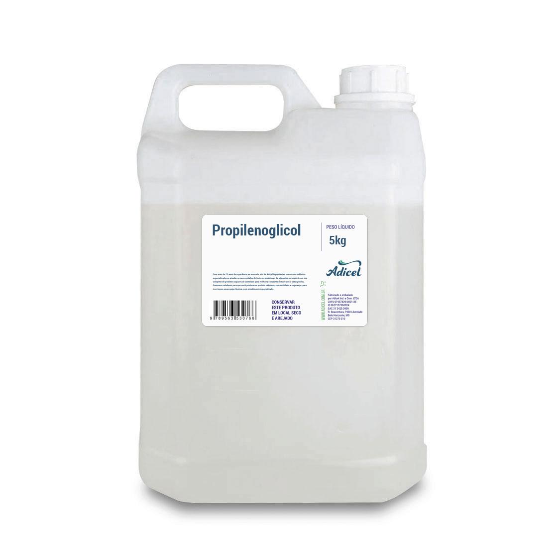 Propilenoglicol - 5kg