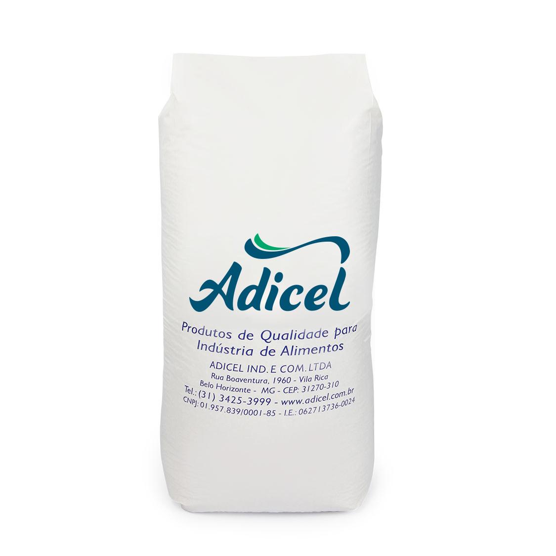 Proteína Texturizada De Soja Cor Caramelo Tamanho Grande (Torresmo) - 10 kg