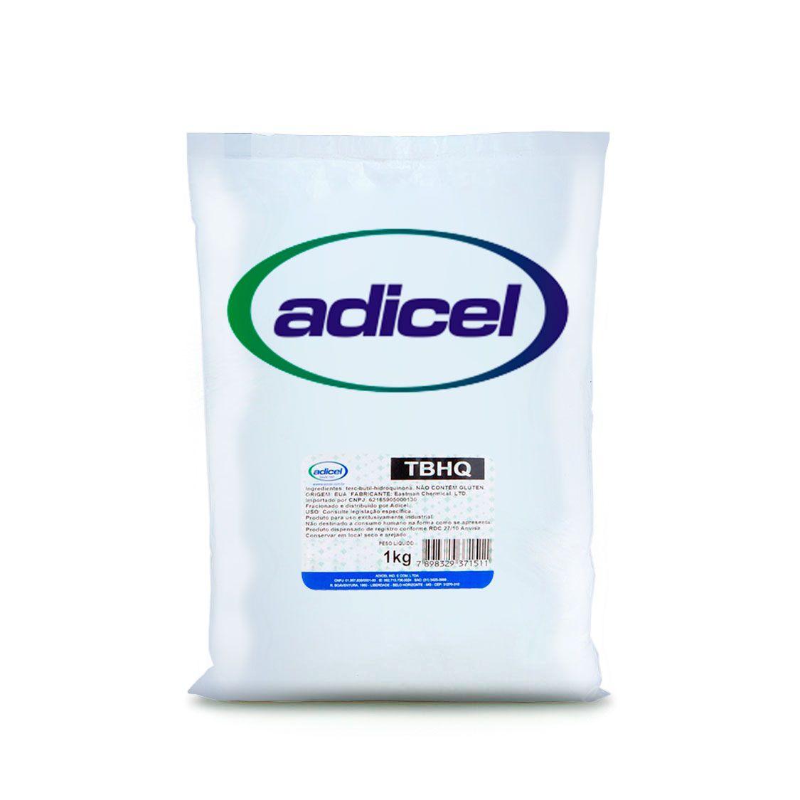 TBHQ (Terc-Butil-Hidroquinona) Antioxidante - 1 Kg