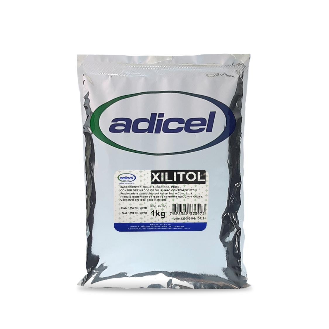 Xilitol (Adoçante Natural Puro) - 1Kg
