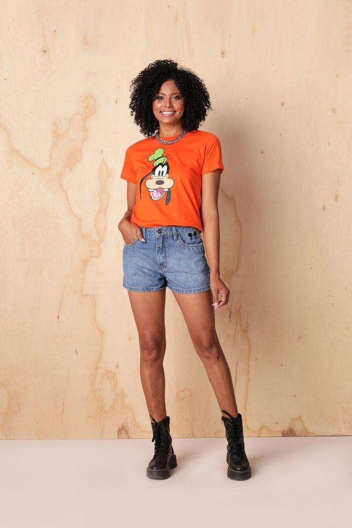 [PRÉ-VENDA]Blusa T-Shirt Pateta - Contra Sensura