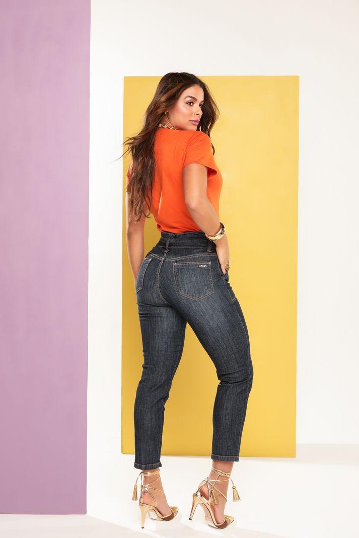 Calça Skinny Feminina - Contra Sensura