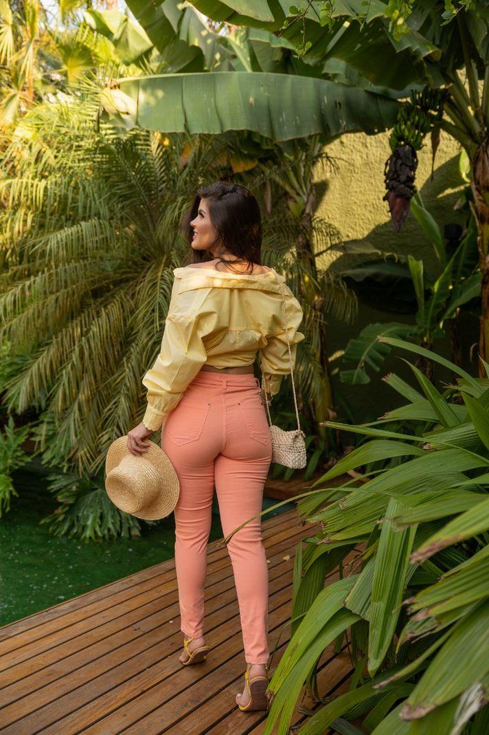 [PRÉ-VENDA] Calça Skinny Feminina - Contra Sensura