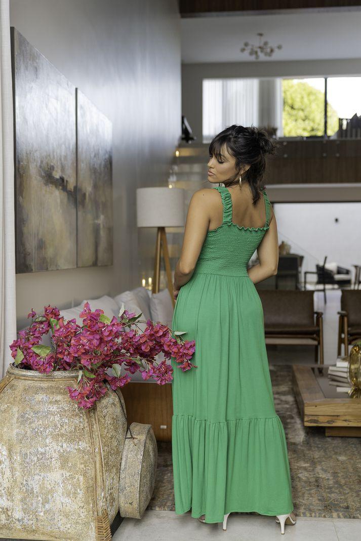 [PRÉ-VENDA] Vestido Amarração - Contra Sensura