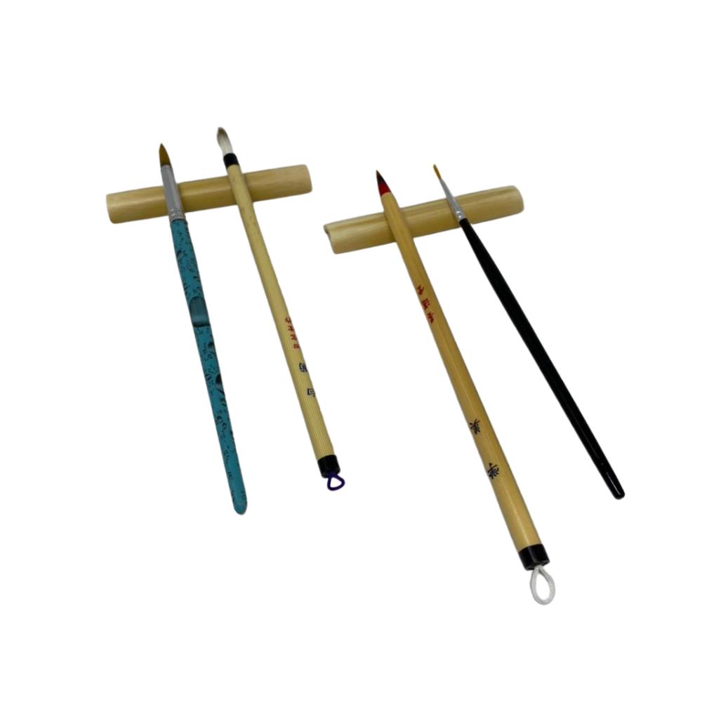 Kit 2 apoiadores de pincel