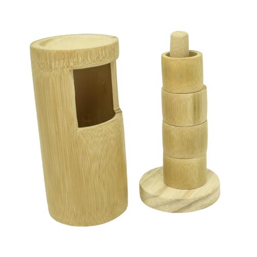 Torre de Argolas de Bambu