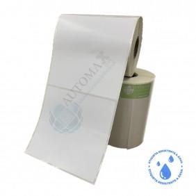 10 Rolos de Etiqueta BOPP 10x10cm | 100mmX100mm