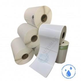 10 Rolos de Etiqueta BOPP 10x7,5cm | 100mmX75mm