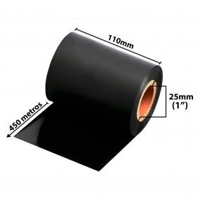 24 Rolos   Ribbon Resina Z400 110X450