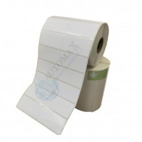 Etiqueta Couche 50x25 | 50mmX25mm 2 Colunas