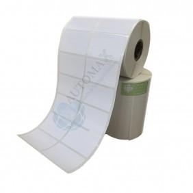 Etiqueta Couche 50x30 | 50mmX30mm 2 Colunas