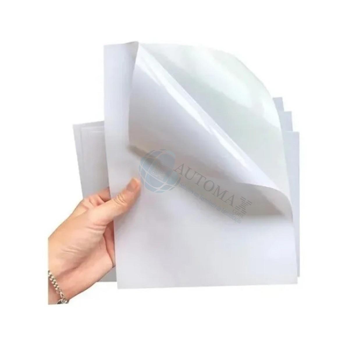 Etiqueta Mercado Envios Correios 250 Folhas Adesivas A4