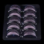 Bobs de Silicone Reutilizável para Permanente de Cílios 5 pares