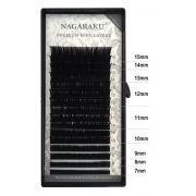 Cílios Nagaraku Premium Mink MIX de 7mm a 15mm - 0.20D