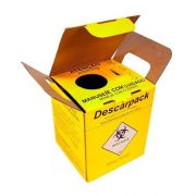 Coletor Perfurocortante Descarpack 3L