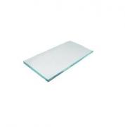 Placa de Vidro para Alongamento de Cílios com Marcação