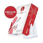 Ponteira Circular Fine Dermomag Caixa 10 un