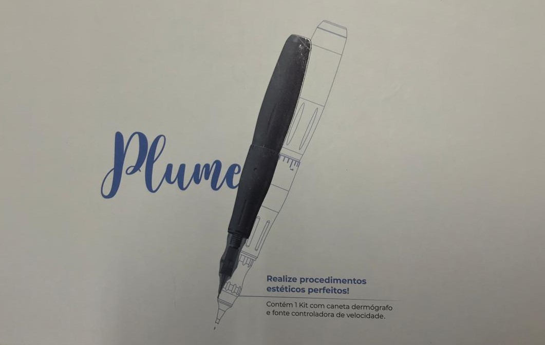 Dermógrafo Dermia Pen Plume Rose
