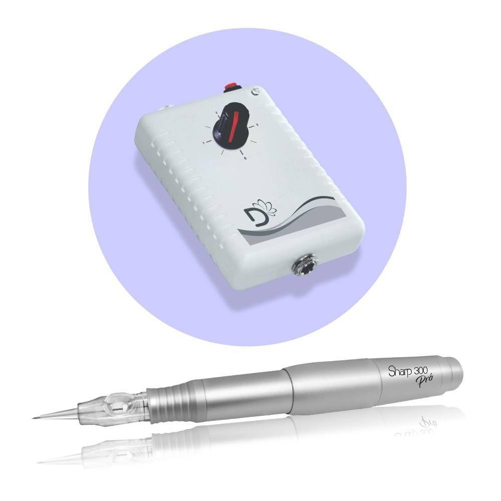 Dermógrafo Sharp 300 PRÓ + Controlador Analógico