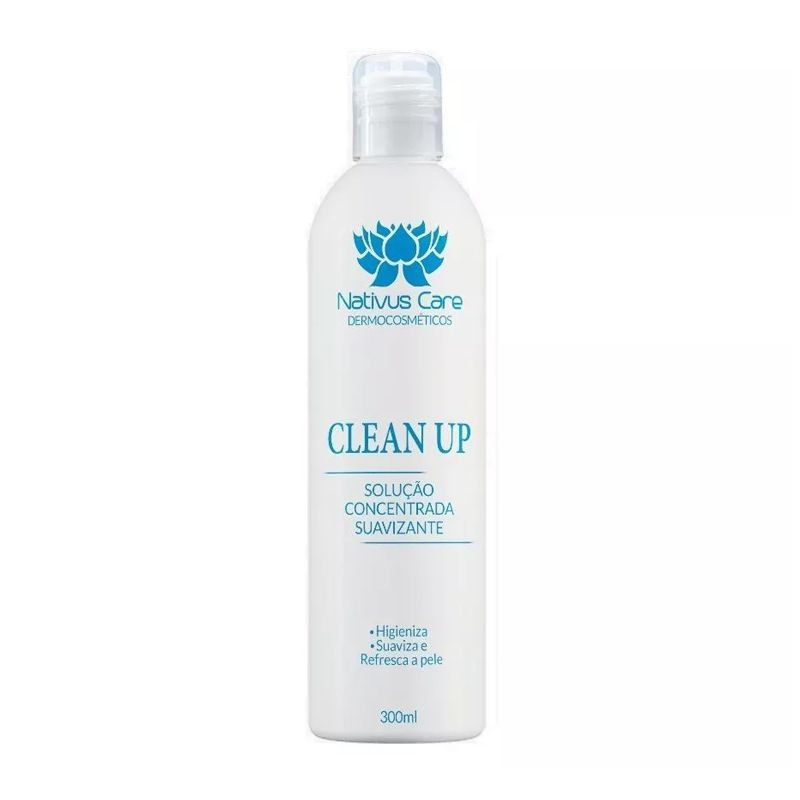 Kit Clean Up Nativus Care 300ml - 12 unidades
