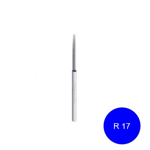 Lâmina Descartável para Tebori - 17R Regular Circular