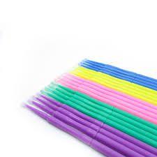 Microbrush para Extensão de Cílios - 100 un