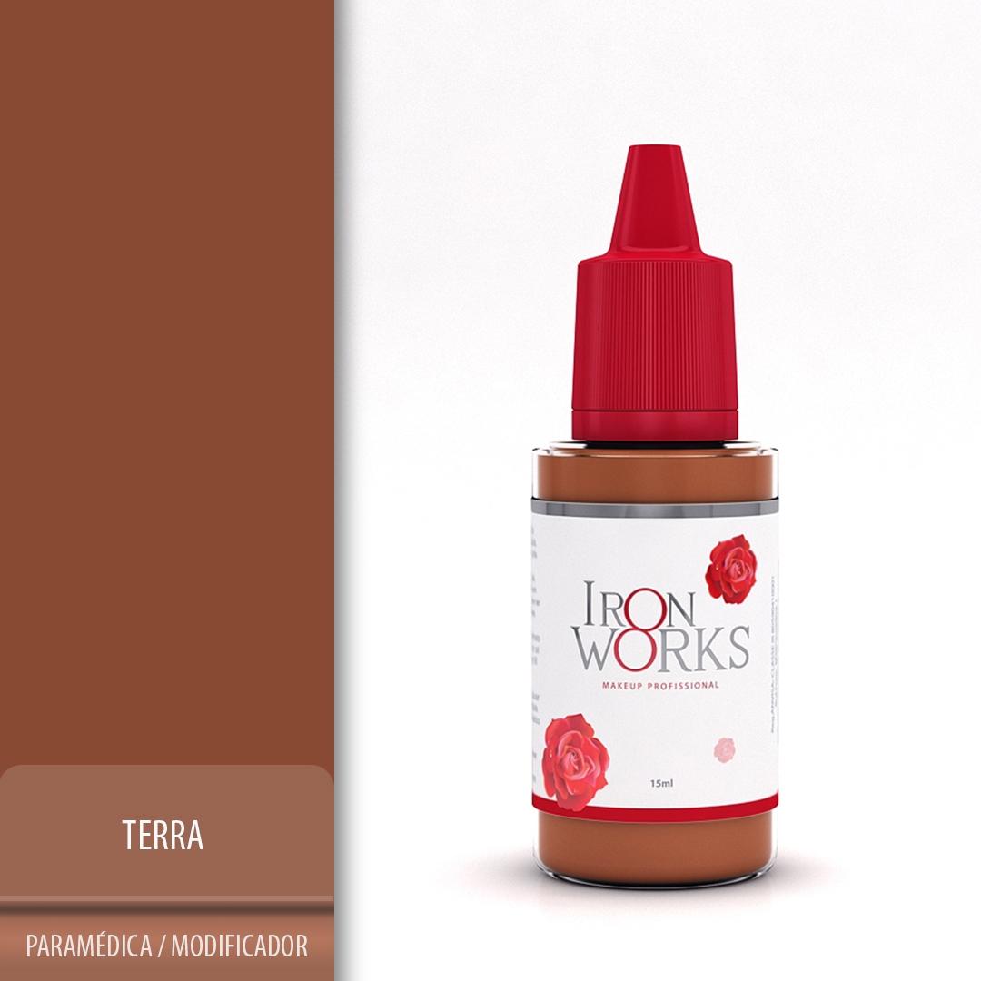 Pigmento Iron Works Terra 15ml