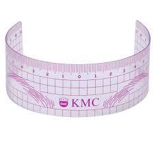 Régua Simétrica para Medição de Sobrancelhas - Unidade