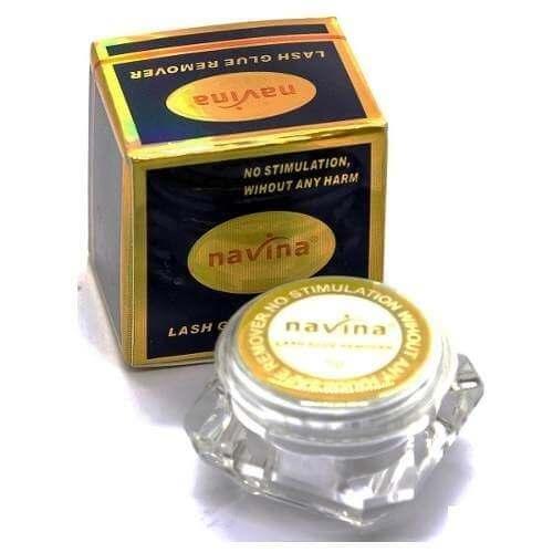 Removedor de Cola de Extensão de Cílios Navina - 5g