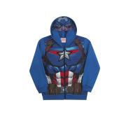 Blusa de Moletom Capitão América Vingadores Avengers