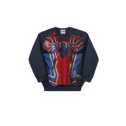 Blusa de Moletom Iron Spider Vingadores Avengers Homem-Aranha