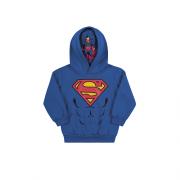 Blusa de Moletom Superman Liga da Justiça Tam 3