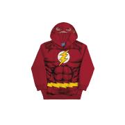 Blusa de Moletom The Flash Liga da Justiça