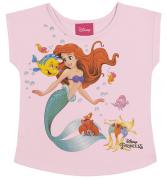 Blusa Infantil Menina Sereia Ariel Princesas Disney Tam 3