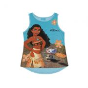 Blusa Infantil Moana Disney Tam 4