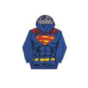 Blusa Moletom Superman Liga da Justiça