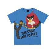 Camiseta Infantil Menino Angry Birds