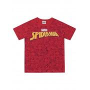 Camiseta Infantil Menino Homem-Aranha Spider Man Marvel